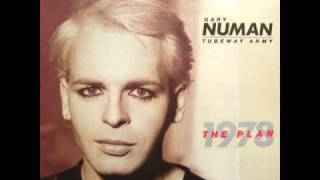 Watch Gary Numan Bombers video