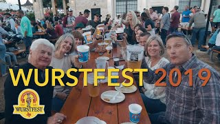 Wurstfest 2019 - What it's actually like at Wurstfest in New Braunfels, Texas