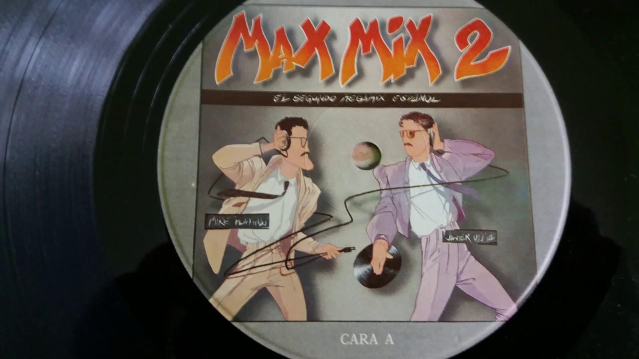 Max Mix - Vol 2 (320kbps)