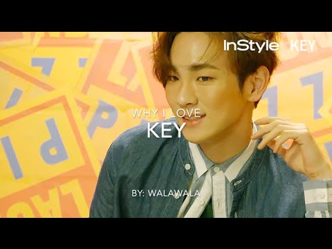 WHY I LOVE KEY