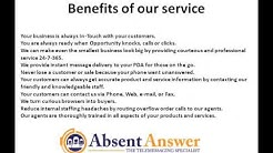 Answering service FL