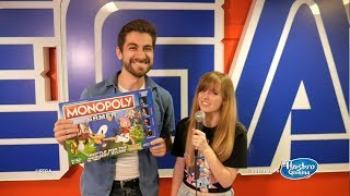 Monopoly Gamer Sonic with Ian Mutchler and Emi Jones