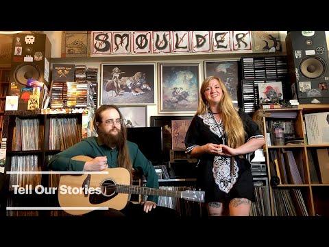 "Smoulder ""The Sword Woman"" acoustic version"