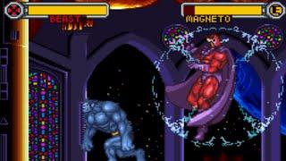 [TAS] X-Men: Mutant Apocąlypse - SNES 1080p 60fps