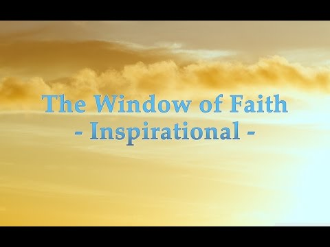 David Wilkerson - The Window of Faith - God is Able | Inspirational