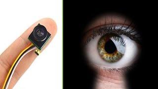 كيف تعرف وجود كاميرا مراقبة مخفية في غرفة تبديل الملابس ؟
