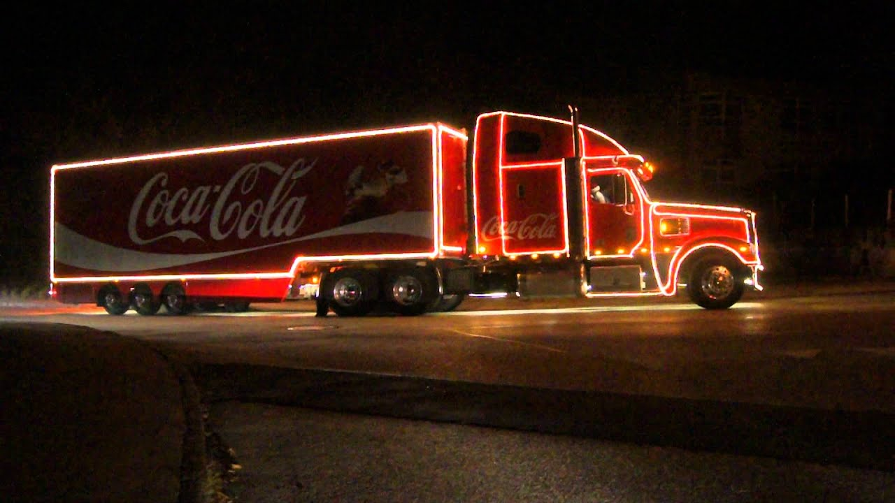Coca Cola Christmas commercial 2014 HD Full advert - YouTube