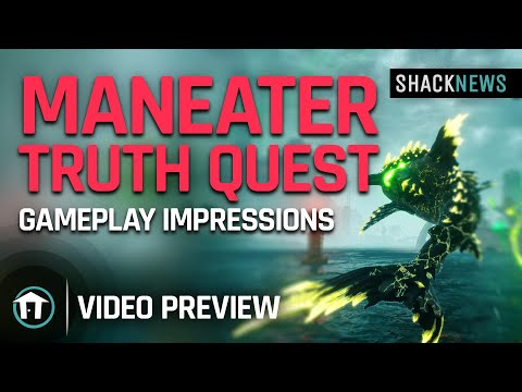 Maneater: Truth Quest - DLC Review