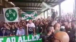 Ultras Avellino entusiasmo ULTRAS alla presentazione nuovo allenatore Tesser 13.06.2015
