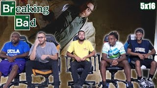"Breaking Bad Season 5 Episode 16 ""Felina"" Finale Reaction/Review"
