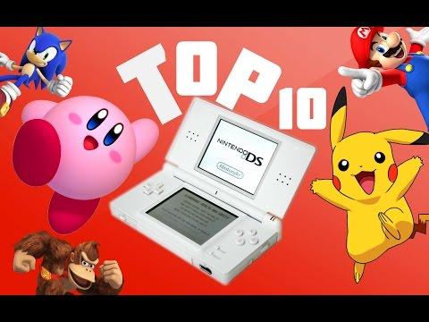 Top 10 Los Mejores Juegos De Nintendo DS 2016