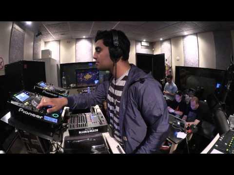 Dubbacle @ Shourai Sessions, Studio 80, Amsterdam (24-06-2014)