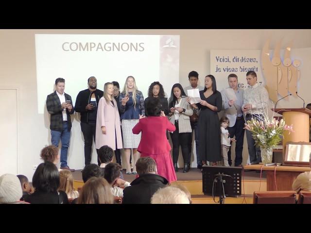 Chant de Gloire - Compagnons de Nice