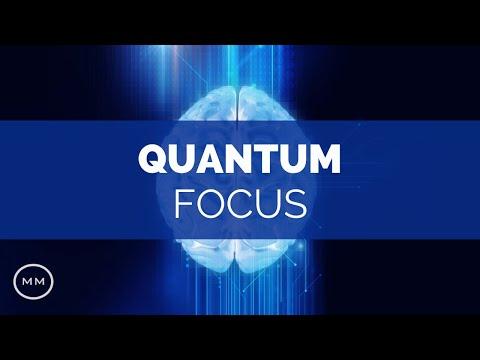 Quantum Focus (v.12) - Focus Music For Memory & Concentration - Beta Waves - Isochronic Tones