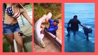 Приколы и Не Обычные Случаи На Рыбалке
