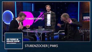 Stubenzocker mit Maxi Gstettenbauer