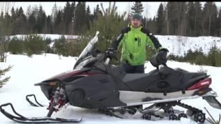 Два колеса  Вып  056  Снегоход Yamaha RS Venture TF