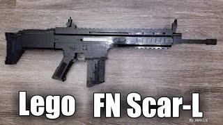 Лего ФН Скар-л (Лего продемонструвати пістолет)