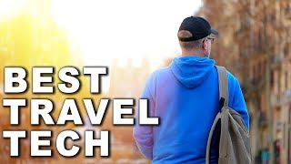 What's In My Travel Tech Bag 2019! 😎