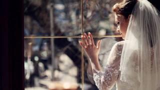 Очень красивая невеста - фото
