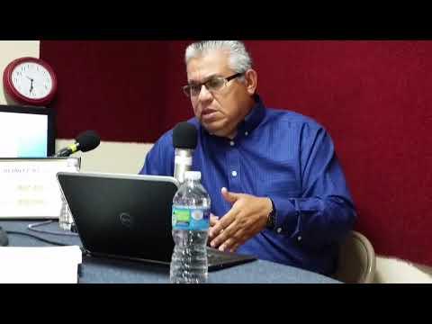 ENTREVISTA DE RADIO - -AVIVAMIENTO EN LAREDO USA-2