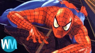Top 10 Best Spider-Man Games