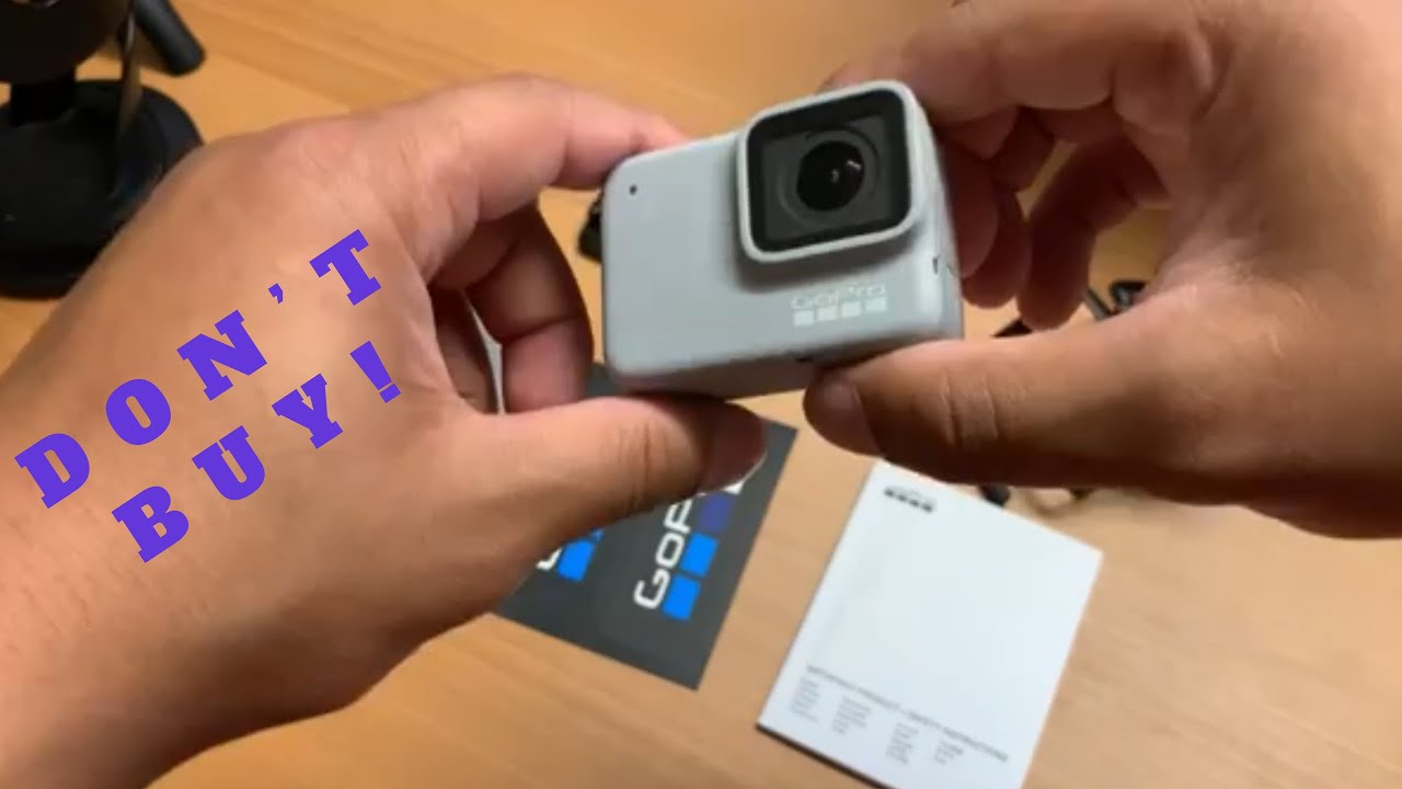 GoPro Hero 7 White Unboxing & Review