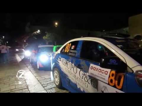 RALLY MONTAÑAS 2015 OAXACA- ZONA DXTS CORTV