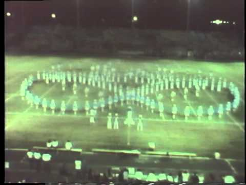 1982 Coral Springs High School Marching Band District Contest