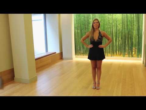 Lambada dance tutorial