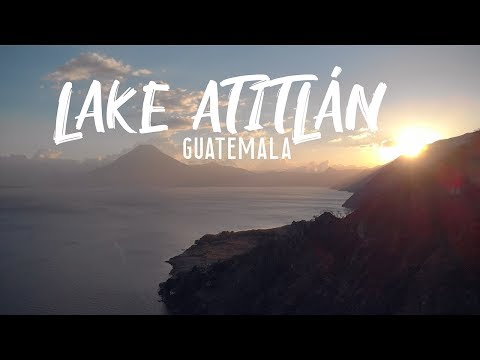 What It's Like To Live On Lake Atitlán, Guatemala