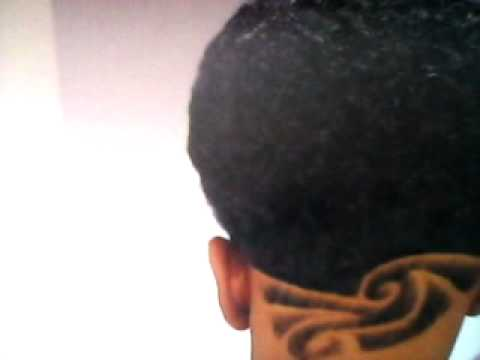 Detail Neck Designer Hair Linewmv Youtube