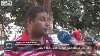 مصر العربية | هل تقبل أن تكون ابنتك لاعبة كرة قدم؟.. الشارع يجيب