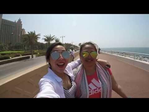 Travel Video- Dubai 2016 (Music : Galantis-No money)