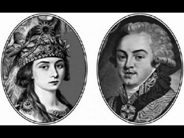 Их брак невозможен,он обер-гофмаршал императорского Двора,она - его крепостная,ещё и актриса!