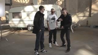 Бэкстейдж клипа Slim - Черная Снежинка