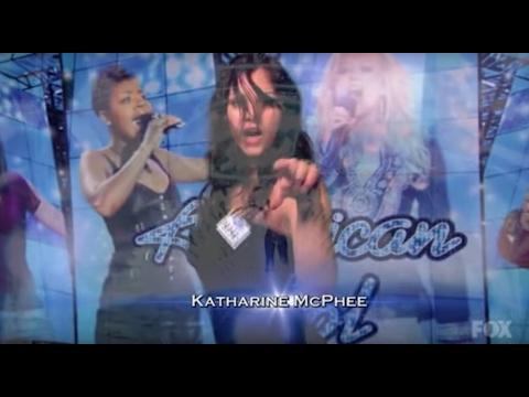 Katharine McPhee's American Idol Journey  Complete