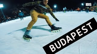 FREESTYLE ICE SKATING - BUDAPEST TRIP 2020 - IBS