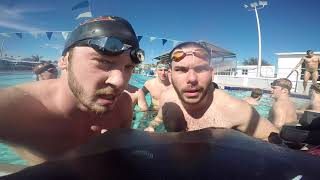 Official Iona Swimming Training Trip 2018
