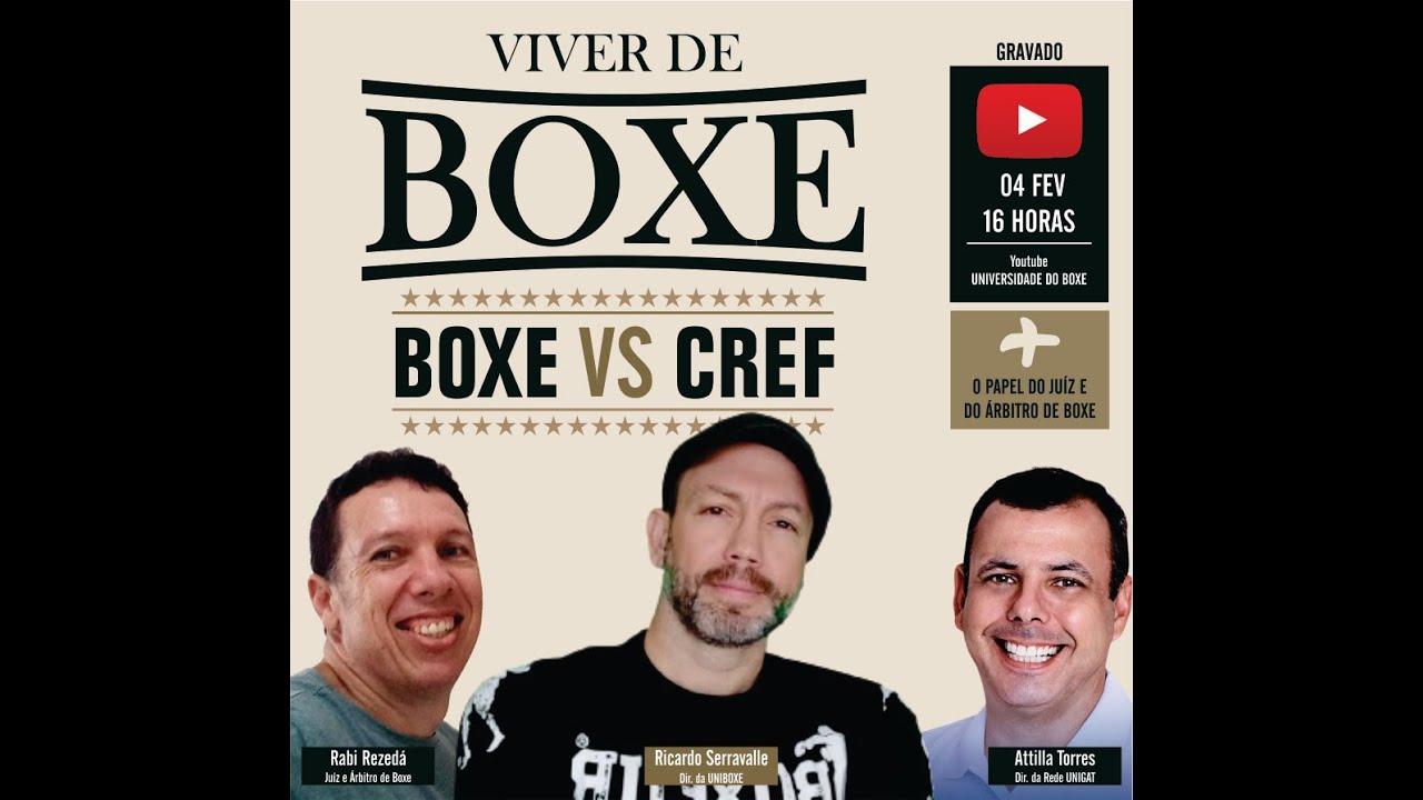 O CREF E O BOXE - ALGUNS ESCLARECIMENTOS