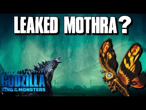 Mothra's Design Leaked - Godzilla: King Of The Monsters