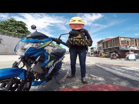 Motovlog #3: Shopping Again at 10th Avenue Caloocan | Suzuki Raider 150 Fi