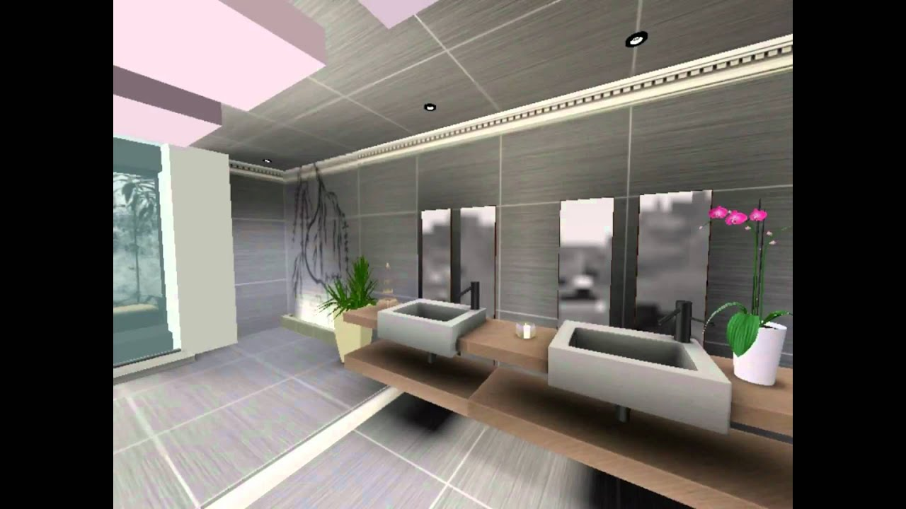 The Sims 3 - Modern Interior Design - YouTube