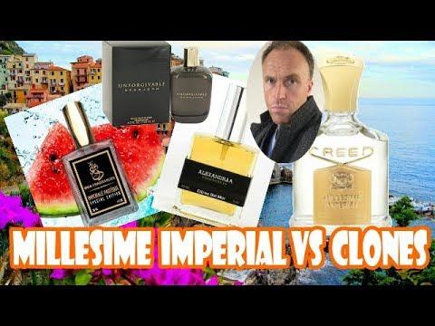 Millesime Imperial vs Dua & Alexandria Clones