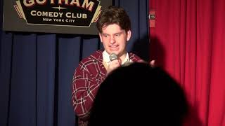 Aise O'Neil Performs at Gotham Comedy Club on March 22nd, 2019
