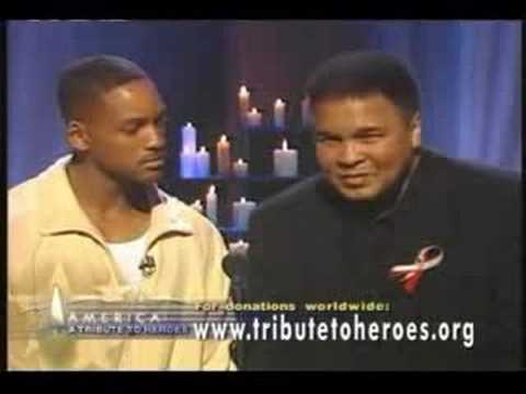Muhammad ALi and Will Smith on Islam