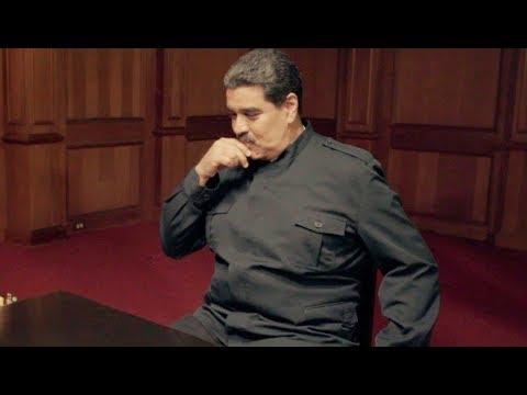 Así se prepara Nicolás Maduro para su entrevista con Jordi Évole - Salvados