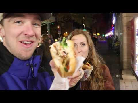AMERICAN VISITS BERLIN GERMANY! | Jägermeister