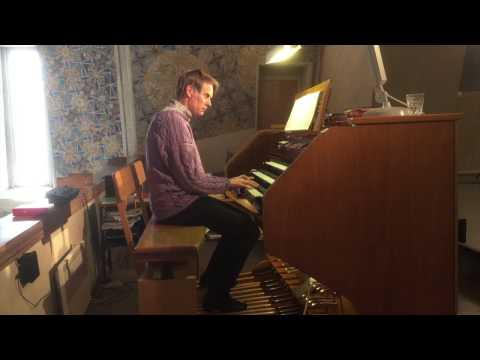 J S Bach: Toccata, Adagio, Fuge i C dur
