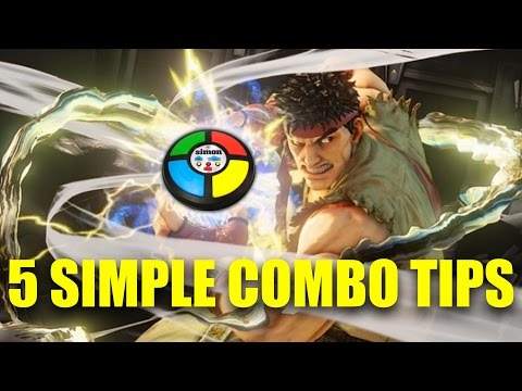 Fighting Games For Beginners: SIMPLE TIPS FOR LEARNING COMBOS